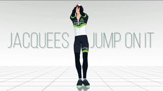 【MMD】 Jump On It 【モーショントレース】