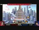 「スマッシュボール杯 スマブラSP 東日本リーグ」第2期 3rdラウンド [第5試合] HIKARU vs こんぶ ③