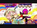 [pop'n music peace]Lv48→49 I'm on Fire (ヘビーメタル) EX