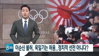 IOCに旭日旗禁止を要請する理由は人種差別を禁止する五輪憲章精神を守る為?