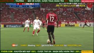 準々決勝 2lg【ACL】浦和レッズ vs 上海