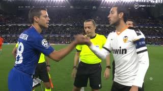 《19-20UEFA CL》 [GS第1節・H組] チェルシー VS バレンシア