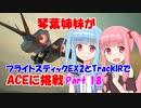 【ACE COMBAT 7】琴葉姉妹がフライトスティックEX2とTrackIRでACEに挑戦 18【VOICEROID実況】