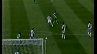 1998 World Cup Group D SPAIN v NIGERIA