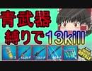 【フォートナイト】青武器縛りで13killビクロイ!!【ゆっくり実況】