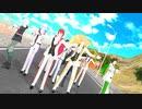 【MMDアイナナ】Cheer up【1・2・3・4・5・6・7・8・9】