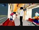 #バーチャルキャスト の日常 電車編パート1