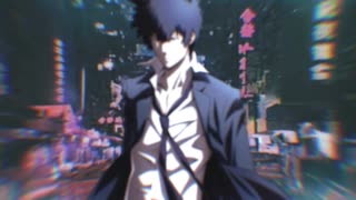 PSYCHO-PASS 【AMV/MAD】