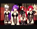 【MMD杯ZERO2予告動画】Twilight ∞ nighT「チーム黒(ノワール)紅魔組」