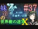 【世界樹の迷宮X】妹達の世界樹の迷宮X #37【VOICEROID実況】