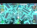 【自作ゲーム】「光影の塔」2019年8月版プレイ動画【オンライン対戦3Dシューティング】