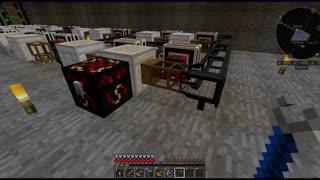 【Minecraft】のんびり錬金科学raft Part 6【ゆっくり実況】