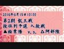 【駒並べ】第02期 叡王戦 稲葉陽 v.s. 阿部隆