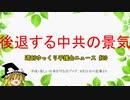 後退する中共の景気【週刊ゆっくり平護会ニュース#20】