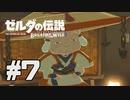 【実況】ゼルダの伝説 ブレスオブザワイルドを実況プレイ part7【BotW】
