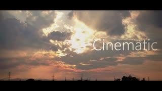 Cinematic / 初音ミク