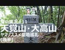 山登り実況#11 天覚山・大高山(聖地巡礼) (2/2)