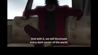 ルパン三世 Part5 英語吹替版 第15話 It's a torch, and with it, we will illuminate every dark corner of the world