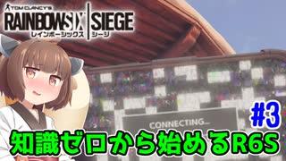【RainbowSix Siege】知識ゼロから始めるR