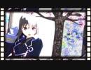 【MMD刀剣乱舞】足利宝剣でおどりゃんせ(改訂版)【三日月・骨喰】