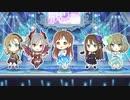 【デレステMV】「亜麻色の髪の乙女」(美波カバー2D標準)【1080p60】
