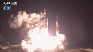 H2Bロケット打ち上げ成功 「こうのとり」8