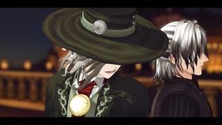 【Fate/MMD】復讐者のシザーハンズ【巌窟王/サリエリ】