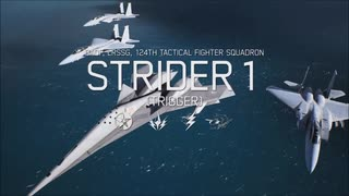 ACECOMBAT 7 #SP1 Unexpected Visitor「解