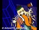 【東方Eurobeat】天空璋アレンジCD「Behind[The door]Behind」告知動画【Prj:Φ'th】