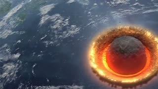 地球滅亡、最後の日・・・その日は突然やってきた