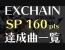 【DrumMania】EXCHAIN SP 160 達成曲