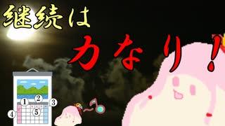 セヤナー川柳@継続力!