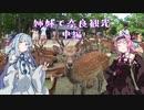 【VOICEROID旅行】 姉妹で奈良観光  中編