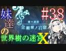 【世界樹の迷宮X】妹達の世界樹の迷宮X #38【VOICEROID実況】