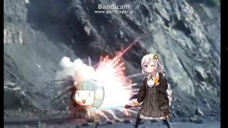 【MTG】紲星あかりBLACK ゼニスX FtVスペシャル 壮絶ライダーバトル!ホンマゆかりVSゼニスX【モダン】