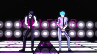 【MMD刀剣乱舞】KILLERB【燭・一】