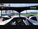 F1 2019 RUS タイムトライアル+ドライバー視点