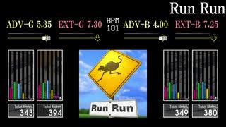 【GITADORA】Run Run