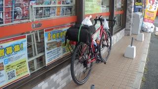 友人に自転車を買いに行くおつかいを頼まれて 3日後に福岡~英彦山(添田町)に小旅行