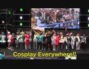 コスプレ EZONE 「世界コスプレサミット2019 in NAGOYA オープニングセレモニー」