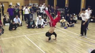 【バトクラVOL.8】シャイニングスコーピオン -1990- vs トゥエリストキングダム (アニスト4on4 BEST12-2)【アニソンダンスバトル】