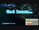 低音系男子が涼宮ハルヒ(平野綾) 「God knows...」歌ってみた【光熱費】
