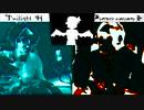 【没】Twilight H vs Another dimension H Vocal Percussion Battle Bad Apple!!