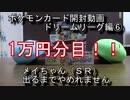 【おさぶ】ポケモンカード開封動画 ドリームリーグ⑥ 1万円分目