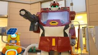ハシケン「俺が一番うまく、このロボットを扱えるんだ」