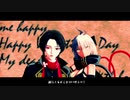 【MMD】ロミオとシンデレラ【刀剣乱舞×Fate】