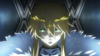 劇場版 「Fate/Grand Order -神聖円卓領域キャメロット-」 第1弾特報