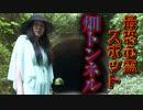 埼玉最恐心霊スポット 畑トンネル 白神じゅりこの「ほんとにあったリアル都市伝説」-心霊-