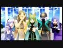 【Fate/MMD】ちーむイアソン包囲網で『気まぐれメルシィ』