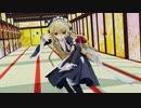 【東方MMD】魔理沙ちゃんにロキ踊ってもらった